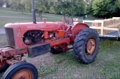 tractor hay ride 1